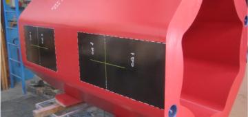 Modèle lingotière FOS LO 00043